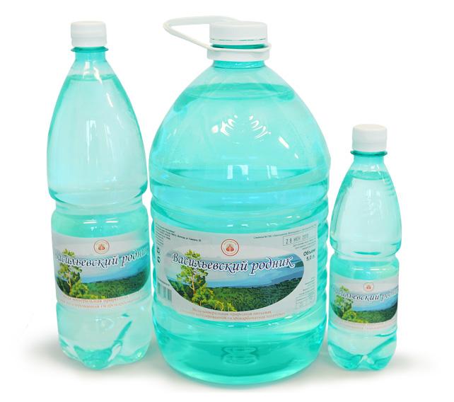 Минеральная вода повышает артериальное давление